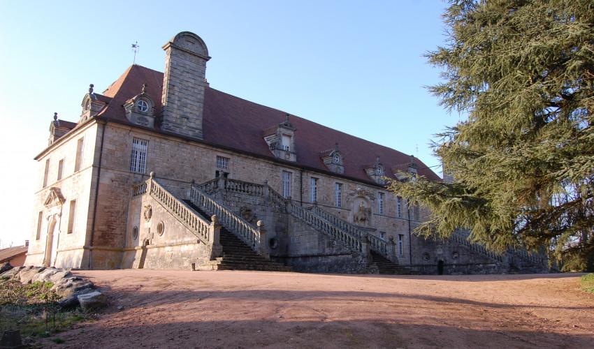 Circuit des ch teaux pays charolais brionnais tourisme for Pays de chaumont